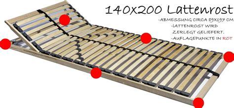 7 Zonen Lattenrost 140x200 700 by 7 Zonen Lattenrost 140x200 1000 Ideas About Lattenrost On