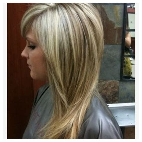 long hair with short layers on top short layers on top long layers on bottom google search