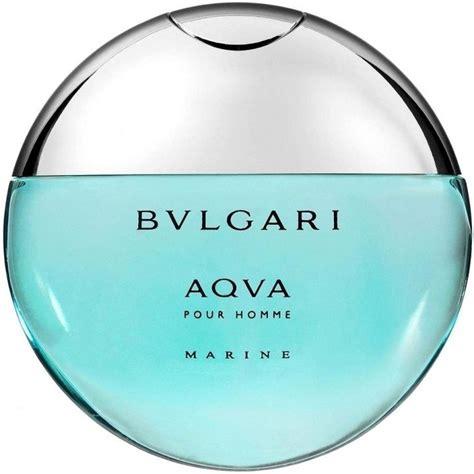 Parfum Bvlgari Aqua Marine bvlgari aqva pour homme marine eau de toilette