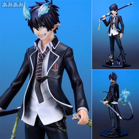 Half Age Character Series Ao No Exorcist amiami character hobby shop g e m series ao no exorcist rin okumura 1 8 complete