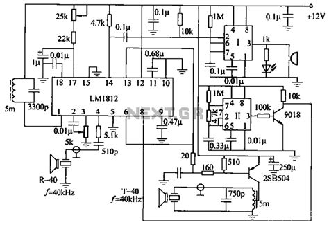 circuit design ultrasonic circuit audio circuits next best free