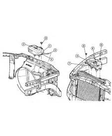 Parts For A 2003 Dodge Ram 1500 2003 Dodge Ram 1500 Coolant Tank
