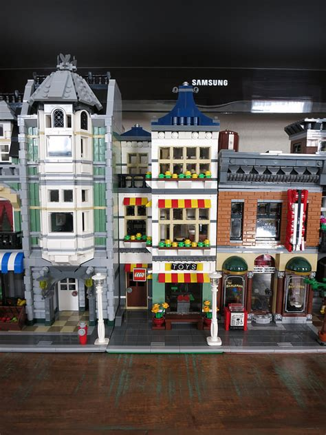 Lego 31036 And Grocery Shop mod shop and grocery 31036 lego town eurobricks forums lego toys shop