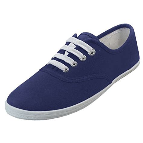womens lace up canvas shoes best value shoes