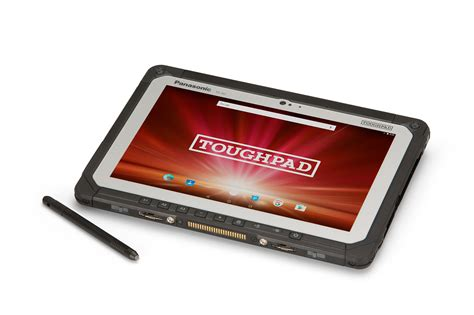 Rugged Pad by Panasonic Launches Rugged Toughpad Tablet For Workers