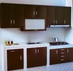 meja bar  dapur rumah minimalis gambar  home design ideas pinterest bar
