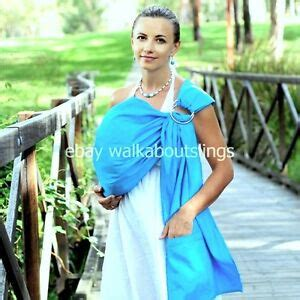 Royal Baby Ring Sling G walkabout baby ring sling carrier pouch cotton newborn to