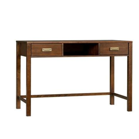 Broyhill Writing Desk by Inspirations By Broyhill Mission Nuevo Mahogany 2 Drawer