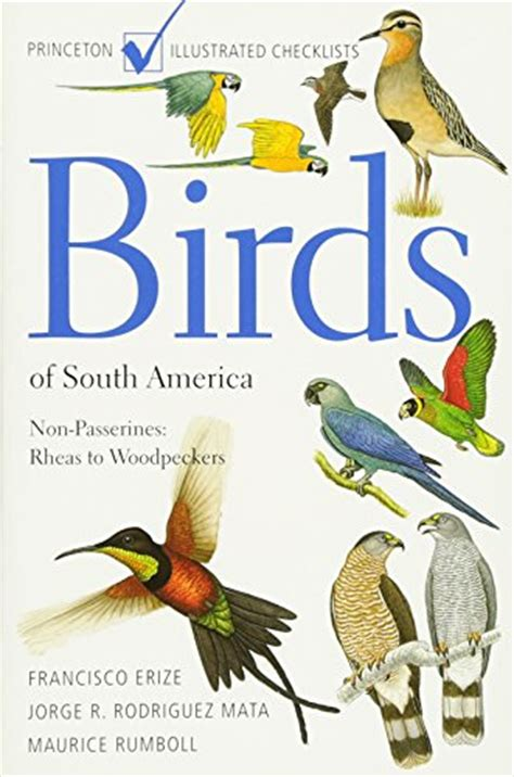 worldtwitch books on central south america birds and
