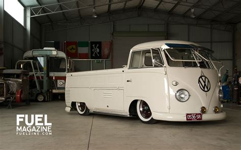 volkswagen truck slammed slammed vw single cab vintage volkswagen pinterest