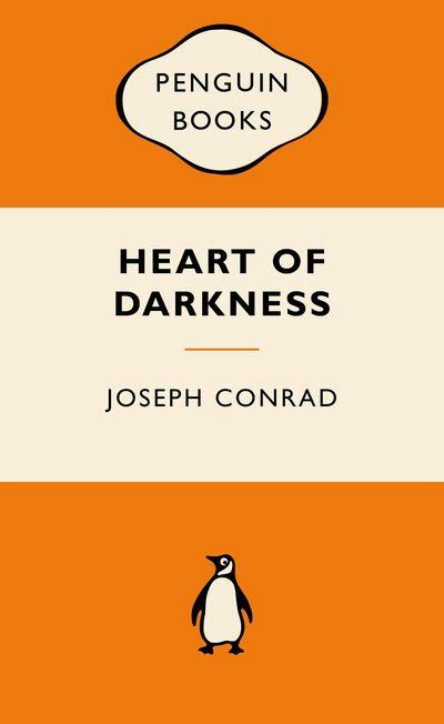 heart of darkness everymans heart of darkness popular penguins by joseph conrad penguin books australia
