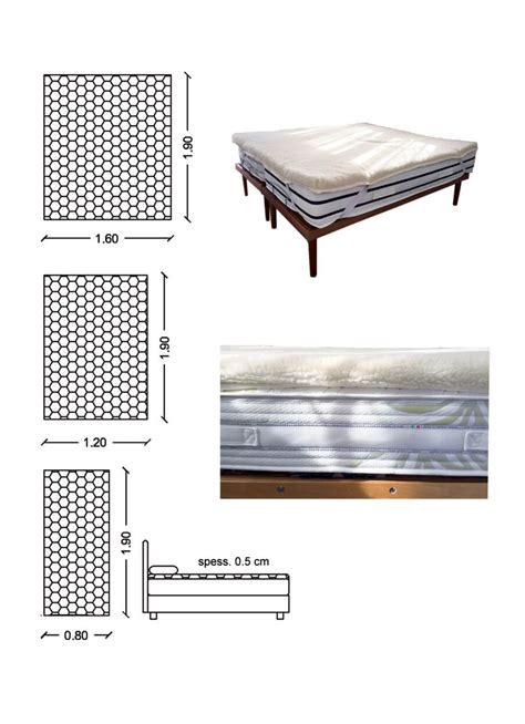 eliocell materasso correttore prodotti sistema di riposo medisan italia