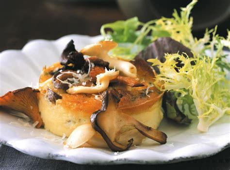 funghi da cucinare souffl 233 di funghi e patate cucina