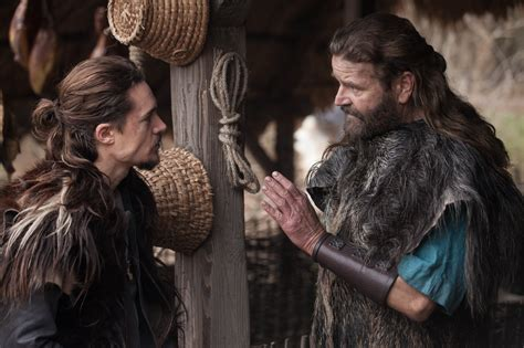 the last kingdom episode 1x01 the last kingdom 1x01 uhtred and ragnar the fearless