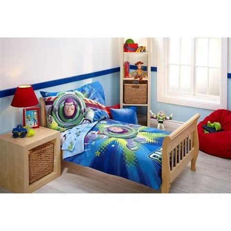 17 Best Ideas About Toy Story Toddler Bed On Pinterest Buzz Lightyear Bedding Set