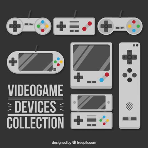 free download mod game vector video game devices vector free download