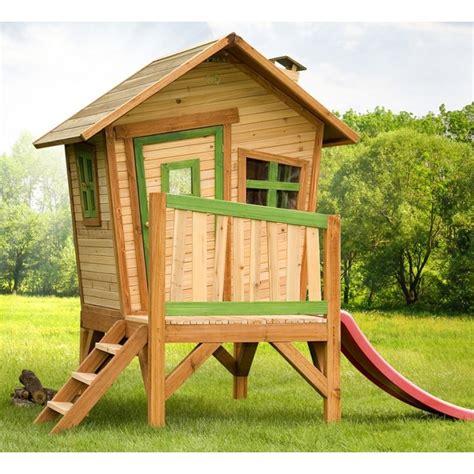 casetta gioco giardino casetta gioco dal design originale in legno di cedro di