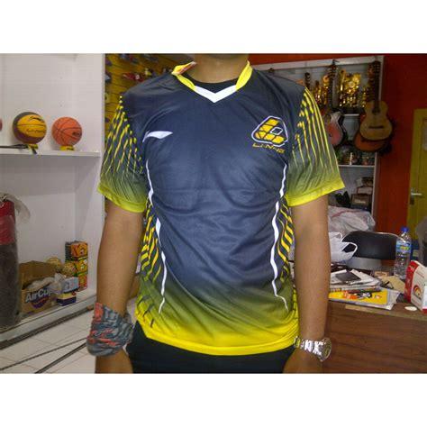 Kaos Baju Tenis Badminton Kaos Baju Tenis Meja Kaos Badminton Li Ning Series Banyak Model Elevenia