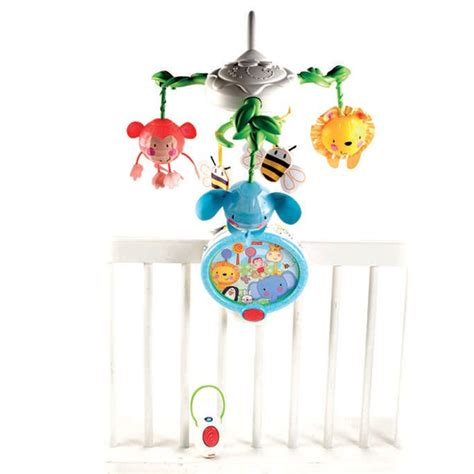 fisher price twinkling lights projection mobile from