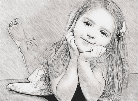 pencil photo effect pencil sketch and drawing effect your photo for 5 seoclerks