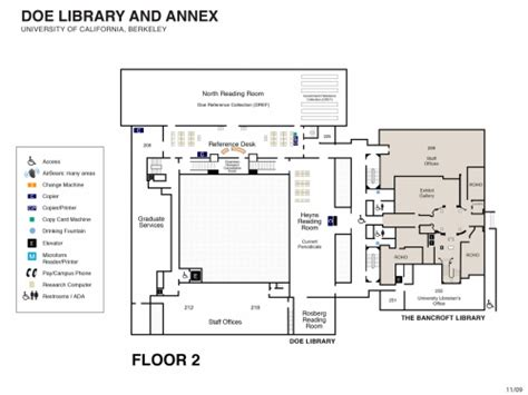 floor plans uc berkeley library floor plans uc berkeley library