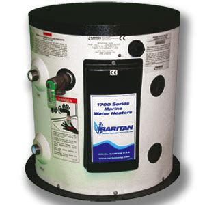 boat hot water heater marine water heater 1700 series marine water heater