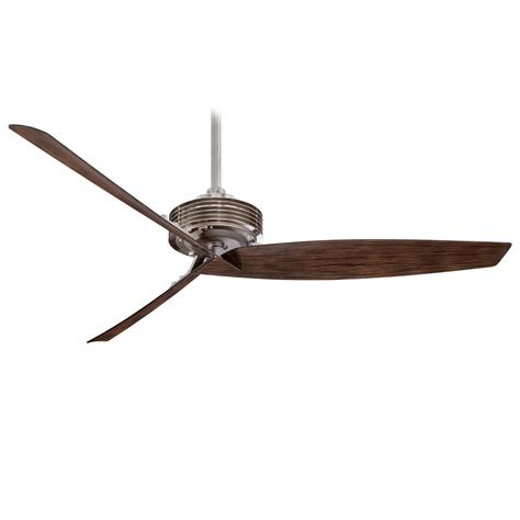 really cool ceiling fans minka aire gilera ceiling fan f733 bs bn 62 inch fan with unique styling modern fan outlet