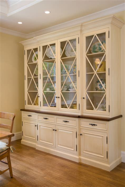 Dining Room Cabinetry Custom Hutch By Midland Traditional Dining Room San Francisco By Midland Cabinet Company