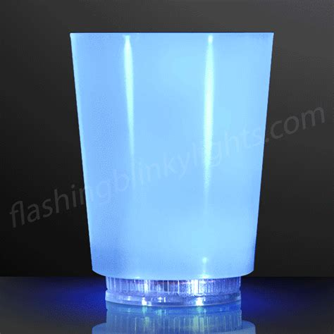 shorten led lights led mood light up glass flashingblinkylights