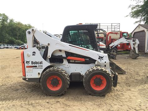 Garden State Bobcat Used 2014 Bobcat A770 All Wheel In New Jersey Delaware