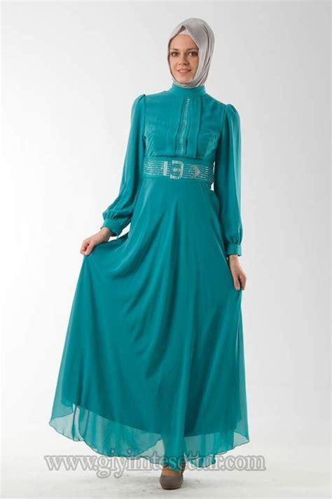 Elbise Modelleri Kombin Modelleri Tesett R Giyimde Son Moda Elbise   abiye modelleri tesett r giyimde son moda elbise
