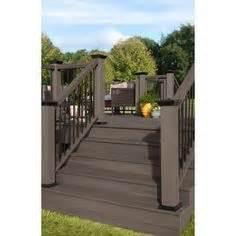 gray deck railing armorguard railing nantucket