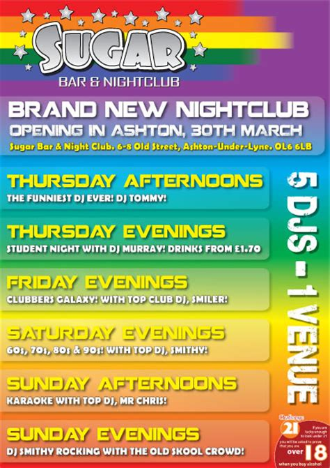 flyer design and printing uk flyer design flyer printing services gallery our pub