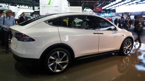 Tesla Model X Introduction Tesla Model X Introduction Release Date And Price Car News