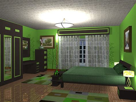 house design with white color green interior design for your home
