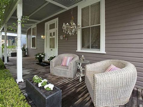 renovate weatherboard house dark taupe weatherboards white trims house renovations
