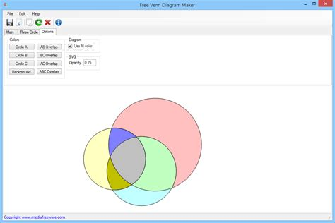 free diagram maker free venn diagram maker