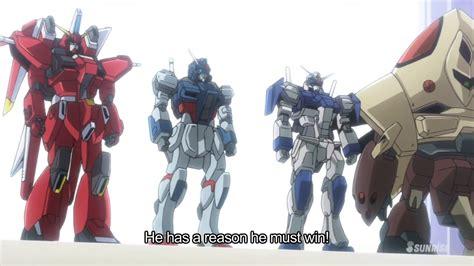 Gundam 1144 Strike Dagger recaap gundam build fighters try episode 7 assembly shimon