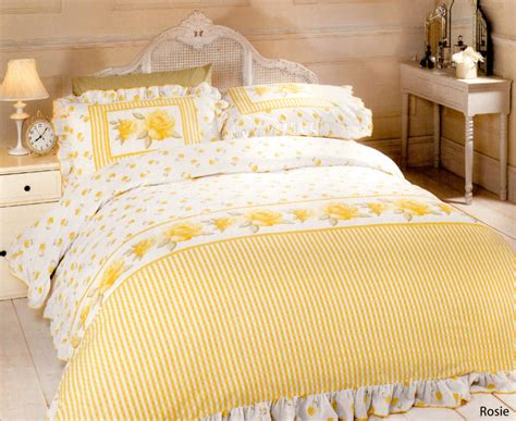 quilt sizes for beds vintage rose duvet cover set frilled cotton blend yellow