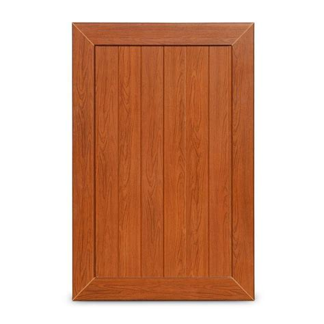 pro veranda veranda pro series 4 ft w x 6 ft h rosewood vinyl single