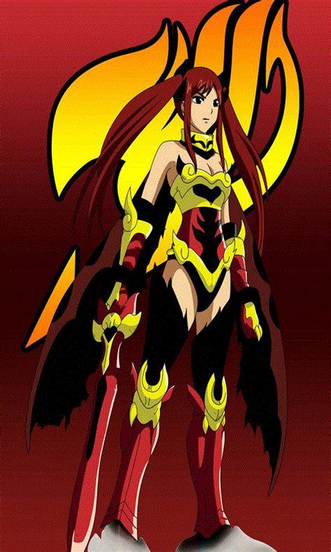 Free Erza Scarlet Armor Fairy Tail Wallpaper APK Download ... Erza Scarlet Armor Types