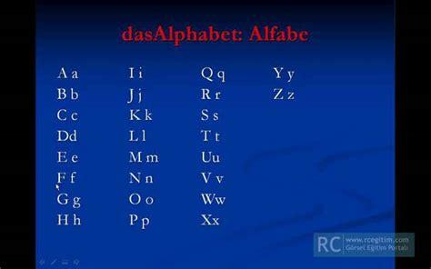 ekol hoca almanca saatler konusu on vimeo ekol hoca almanca alfabe konusu on vimeo