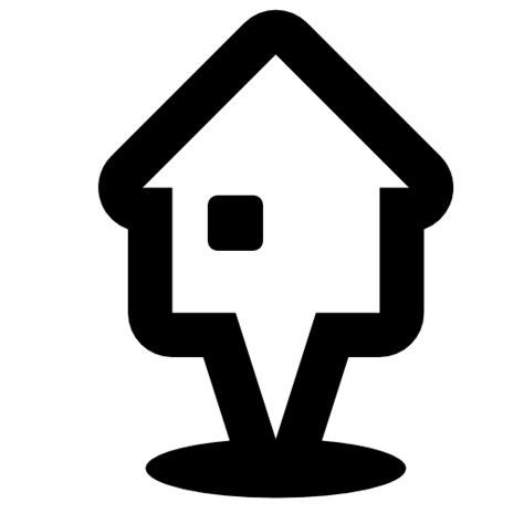 Small Icon For Home Small House Symbol Icon Free Icons