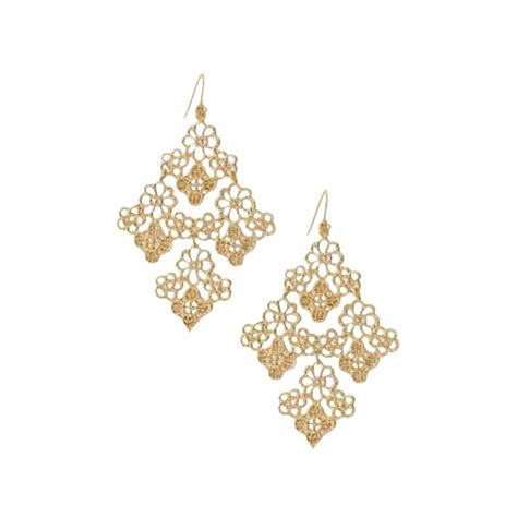 Stella And Dot Chandelier Earrings 22 Stella Dot Jewelry Stella Dot Chantilly Lace Chandelier Earrings From Cathy S