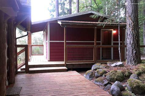 secluded cabin rental near mt oregon