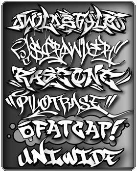 graffiti for free graffiti true type fonts
