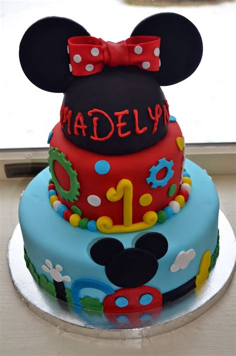 flavors   mickey mouse clubhouse birthday party ideas
