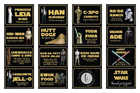 printable star wars name tags free printables printables and star wars on pinterest