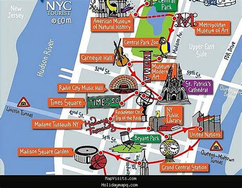 tourist map of new york city printable maps update 58022775 new york city tourist map printable
