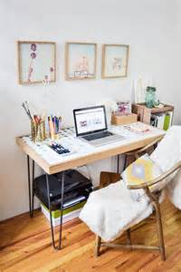 Small Desk For Apartment How To Create A Home Office In A Tiny Apartment